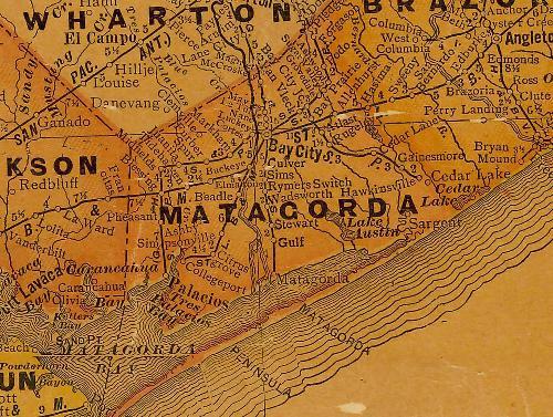 mexico history map 1832
