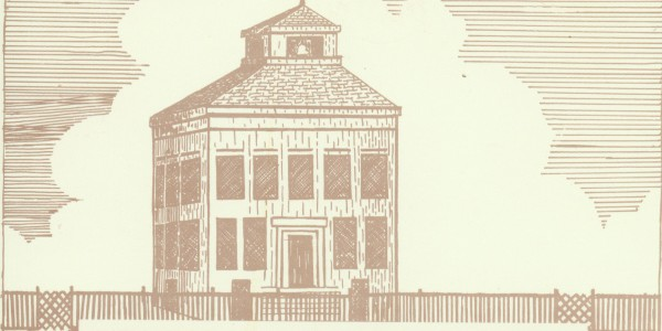 1848 Matagorda County Courthouse