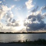 river_sunset